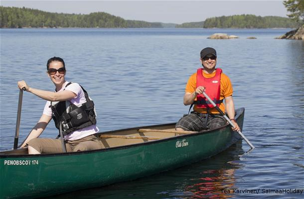 Plan your paddling tour for the summer!